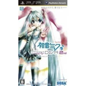 Hatsune Miku - Project Diva 2nd [PSP / Occasion]