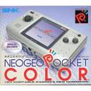 Neo Geo Pocket Color Solid Silver [Used]