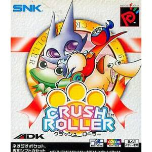 Crush Roller [NGPC - Used Good Condition]