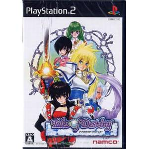 Tales of Destiny [PS2 - Used Good Condition]