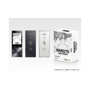 Sony Walkman A 16GB NW-A25/NRT Naruto Shippuden - Naruto VS Sasuke Final Battle Memorial Version [Brand New]