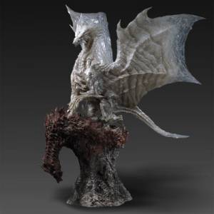 Monster Hunter - Creator's Model Kouryuu Steel Kushala Daora Limited Edition [Capcom Figure Builder]