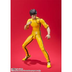 Bruce Lee Yellow Track Suit Ver. [SH Figuarts]