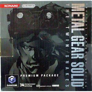 Game Cube - Metal Gear Solid The Twin Snake Premium Package [Used Good Condition]