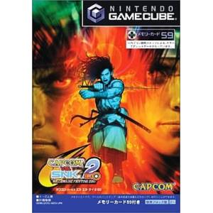 Capcom VS SNK 2 EO [NGC - used good condition]