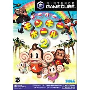 Super Monkey Ball 2 [NGC - used good condition]