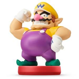 Amiibo Wario - Super Mario series Ver. [Wii U]