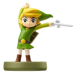 Amiibo Toon Link (The Wind Waker) - Legend of Zelda series Ver. [Wii U]