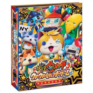 Youkai Watch Busters - Tekkigun & Tomodachi UkiUkipedia Official 4-pocket Binder Set