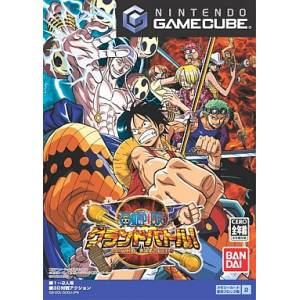 One Piece Grand Battle! 3 [NGC - used good condition]