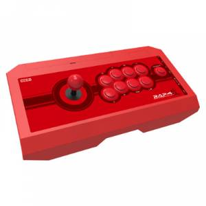 Real Arcade Pro 4 Kai (Red Ver.) (HORISTORE Limited) [PS3/PS4/PC brand new]