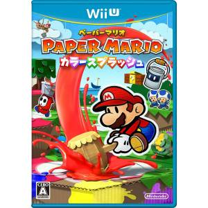 Paper Mario Color Splash [Wii U]