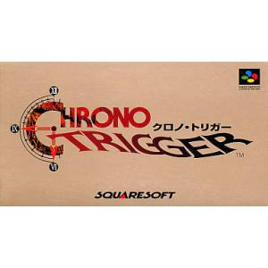 Chrono Trigger - V Jump Edition [SFC - Used Good Condition]