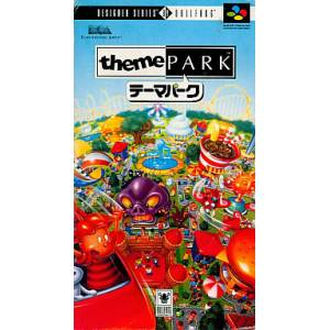 Theme Park [SFC - Used Good Condition]