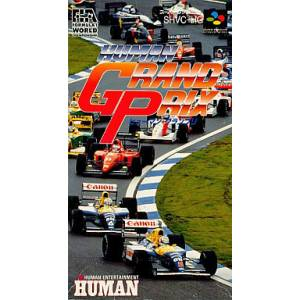 Human Grand Prix / F1 Pole Position [SFC - occasion BE]