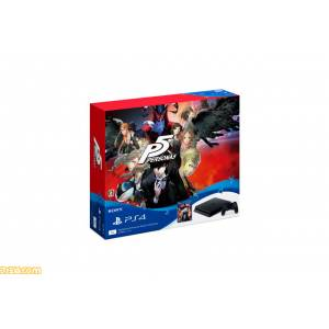 PlayStation 4 SLIM - Persona 5 Starter Limited Pack [PS4 - brand new]