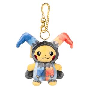 Pikachu (Pokemon Halloween Circus) - Pokemon Center Limited Edition [Mascot Toys]