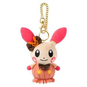 Prasle / Plusle (Pokemon Halloween Circus) - Pokemon Center Limited Edition [Mascot Toys]
