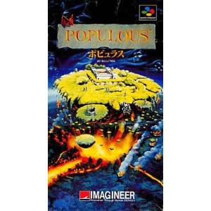 Populous [SFC - Used Good Condition]