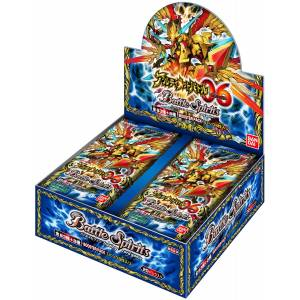Battle Spirits - Ultimate Battle 06 Booster Pack [BS29] 20 Pack BOX [Trading Cards]