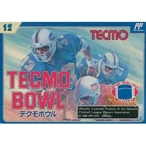 Tecmo Bowl [FC - Used Good Condition]