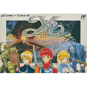 Ys III [FC - Used Good Condition]