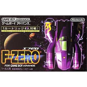 F-Zero for Game Boy Advance / F-Zero - Maximum Velocity [GBA - occasion BE]