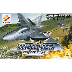 AirForce Delta II / AirForce Delta Storm [GBA - Used Good Condition]