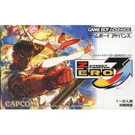 Buy Street Fighter Zero 3 Upper Used Good Condition Game Boy