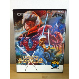 Crossed Swords [NG AES - Used Good Condition]