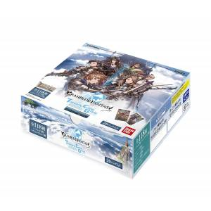 GRANBLUE FANTASY - Booster Pack [GBF-B001] 20 Pack BOX [Trading Cards]