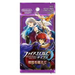 """TCG Fire Emblem Cipher - Booster Pack """"Soukoku wo Koete"""" 16 Pack BOX [Trading Cards]"""