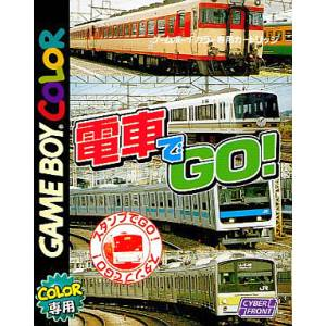 Densha de Go! [GBC - Used Good Condition]