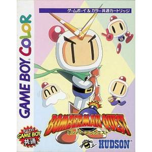 Bomberman Quest [GBC - occasion BE]