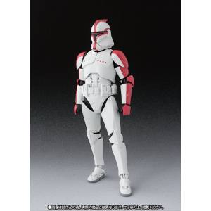 Star Wars - Clone Trooper Phase 1 Captain Limited Edition [Tamashii Nation 2016] [SH Figuarts]