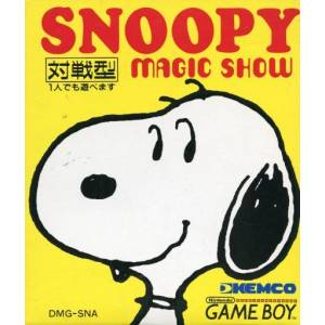 Snoopy Magic Show [GB - occasion BE]