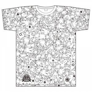 Sonic 25th anniversary SEGA 2nd T-shirt [Sega Store]
