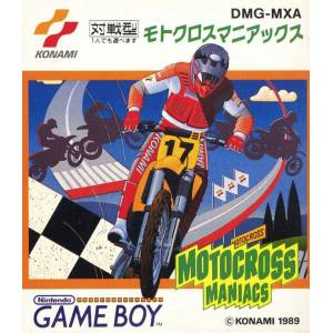 Motocross Maniacs [GB - Used Good Condition]