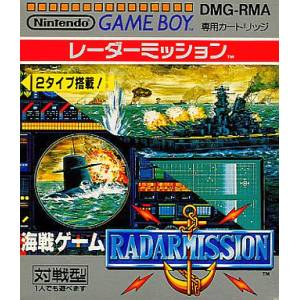Radar Mission [GB - Used Good Condition]