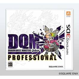Dragon Quest Monsters: Joker 3 Professional [3DS]
