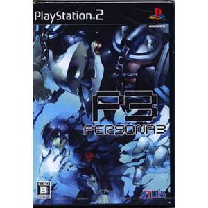 Persona 3 [PS2 - Used Good Condition]