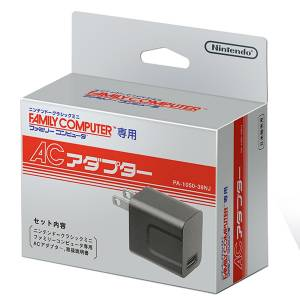 Nintendo Classic Famicom mini AC adapter [Brand New]