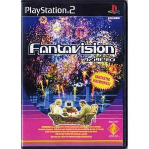 Fantavision [PS2 - occasion BE]