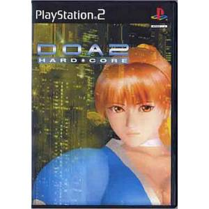 Dead or Alive 2 - Hard Core [PS2 - occasion BE]