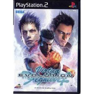 Virtua Fighter 4 Evolution [PS2 - occasion BE]