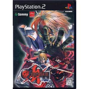 Guilty Gear XX - Reload [PS2 - Used Good Condition]
