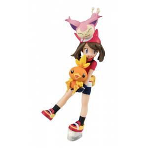 Pokemon - May & Torchic & Skitty / Haruka & Achamo & Eneco [G.E.M.]