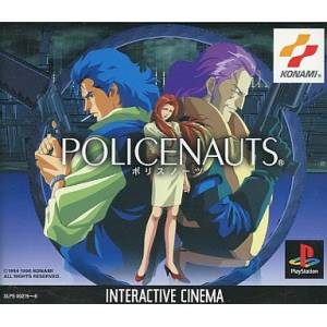 Policenauts [PS1 - Used Good Condition]