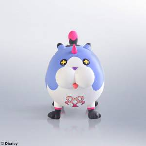 KINGDOM HEARTS 3D - Wonder Meow [Static Arts mini]