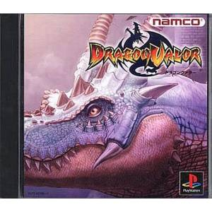 Dragon Valor [PS1 - Used Good Condition]